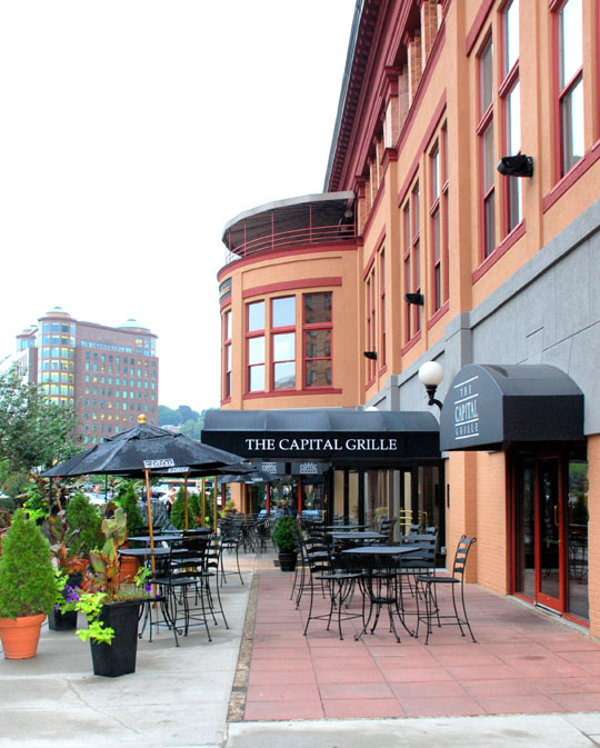 Capital Hill Grille in Providence, Rhode Island