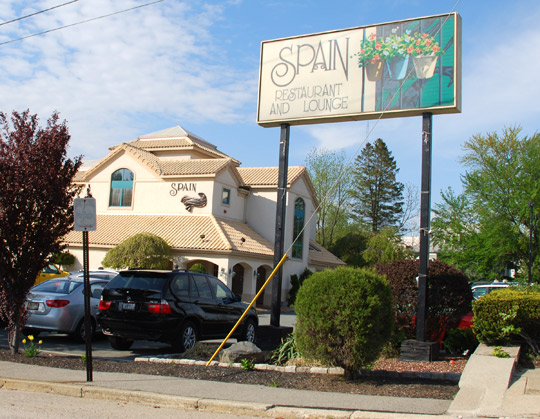 Get menu, photos and location information for Spain Restaurant in Cranston, RI. Or book now at one of our other great restaurants in Cranston.